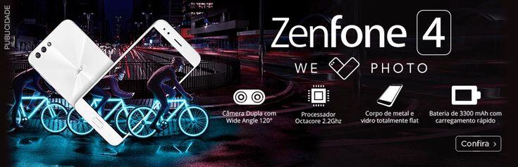 Zenfone 4 chegou na minha loja confira  #Asus #zenfone #zenfone4 #selfie  #Smartphone #celular #oferta #promoção #compras #conectado #comprar #hojeédia #confira #compare #siga #camera