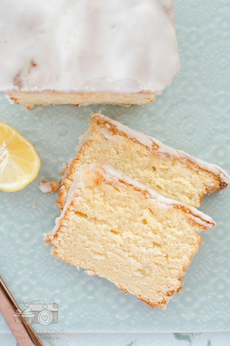 Chrissitally´s Cupcakefactory: Fluffiger Zitronenkuchen [Gastbeitrag]