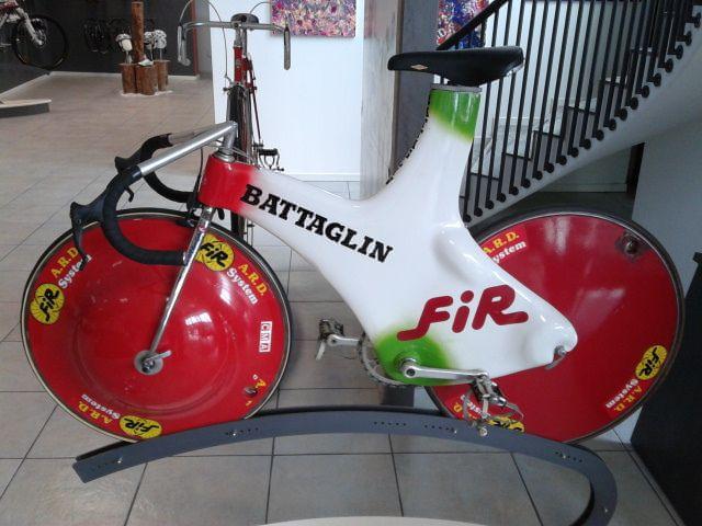 Battaglin Track Bike