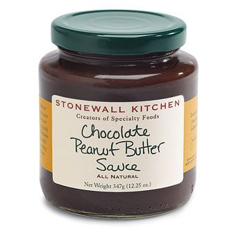 Chocolate Peanut Butter Sauce from Stonewall Kitchen