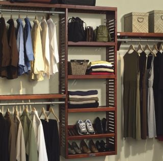 Attractive Gettington.com: John Louis Home Premier Closet Organizer System