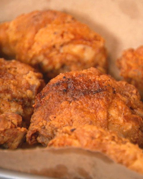 Quick Fried Chicken - Martha Stewart Recipes