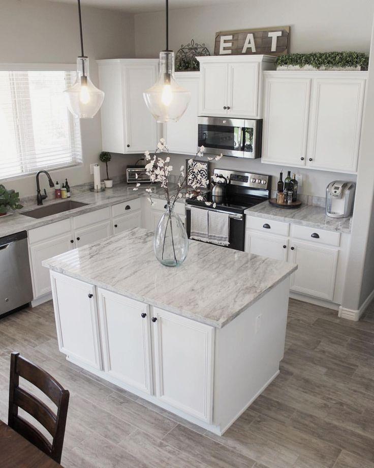 Vote on Our Kitchen Backsplash! And Kitchen/Dining Room Decor Sources – Deko/Wohnen – #Backsplash #Decor #DekoWohnen #Kitchen
