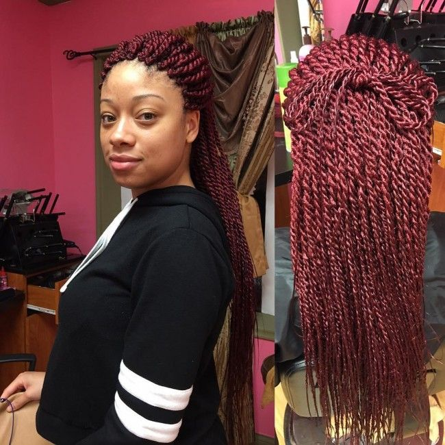 Sweet Red Twists