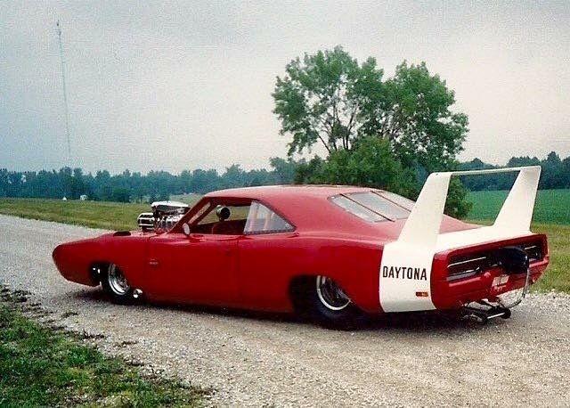 69 Dodge Charger Daytona - PHOTOGRAPHY