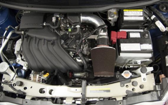 2017 Nissan Micra Engine