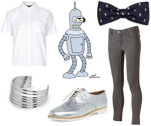 Chic: Geek Fashion Inspired by Futurama
