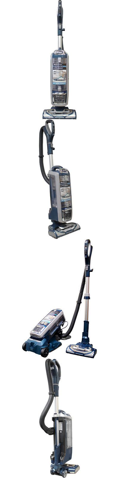 Vacuum Cleaners 20614: Shark Rotator Upright Canister Lift Away Bagless Vacuum With Specialty Tools -> BUY IT NOW ONLY: $279 on eBay!