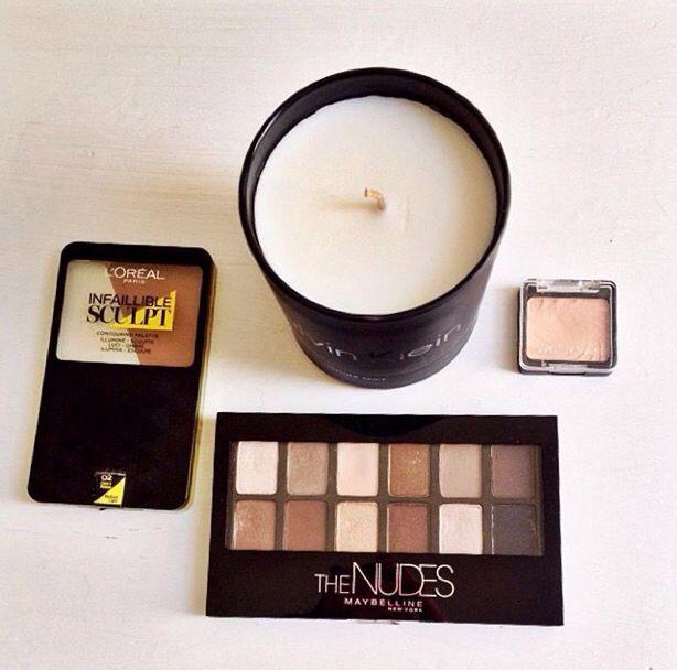 L'oréal Infaillible Sculp Coutouring Palette Tono 02 Medium Light  Paleta de Sombras Maybelline The Nudes Sombra Went n Wild