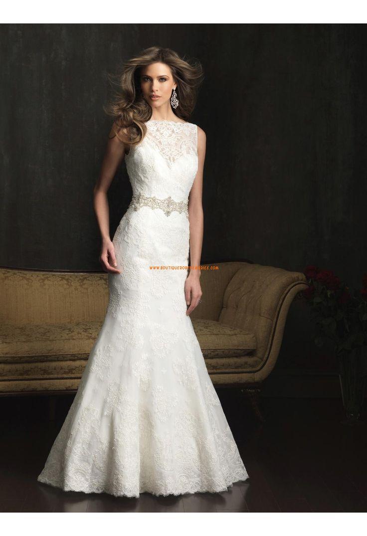 robe de mari e sir ne dentelle applique avec perles robe de demoiselle d 39 honneur pinterest. Black Bedroom Furniture Sets. Home Design Ideas