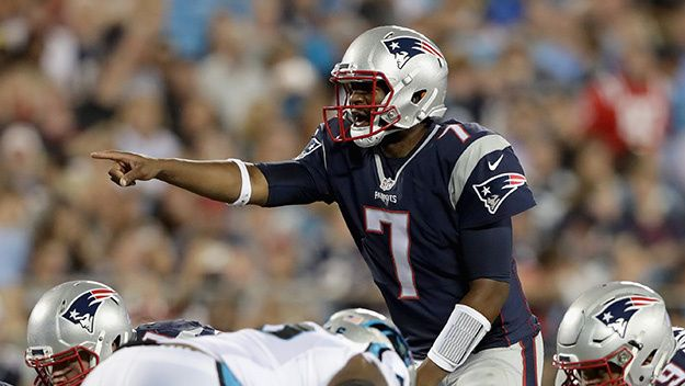 Belichick: Jacoby Brissett Could Start In Patriots' Preseason Finale
