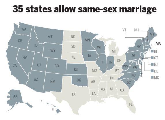 Gay Marriage - Bostoncom