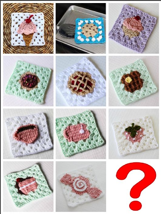 Sewrella: The Bake Shop Blanket Series: -Finishing Up- Squares You Need to Make