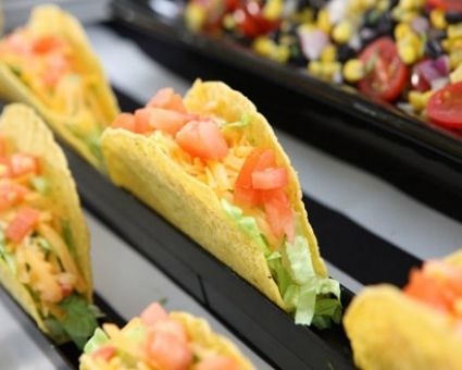 Mini Fish Tacos with Ginger-Scented Tomato Salsa Recipe | The Daily ...