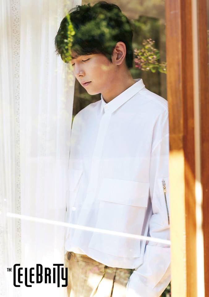 Yoon Kyun Sang - The Celebrity Magazine October... - Korean Magazine Lovers