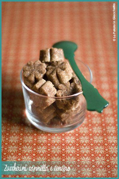 Zuccherini aromatizzati