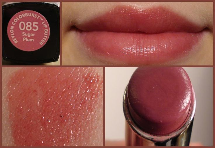 *Revlon Colorburst Lip Butter - Sugar Plum / MakeUpWednesday