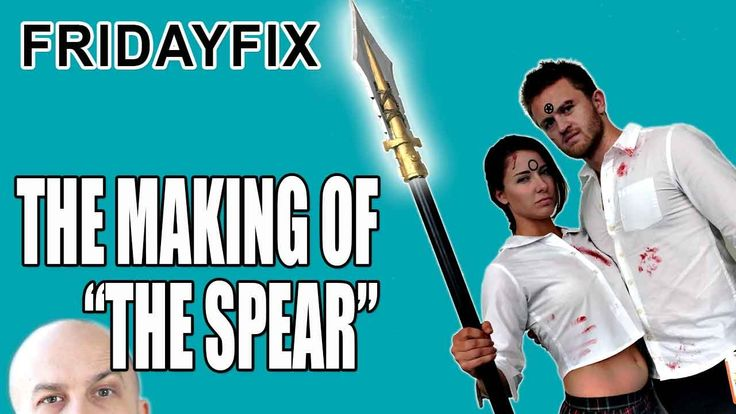 "FridayFix • Making of ""The Spear."" Fun vid of Frank Ippolito, A Kovacs and I making the prop spears from my new novel ALIVE.   EPISODE SPONSOR: Our Shipstation trial page at http://scottsigler.com/shipstation"