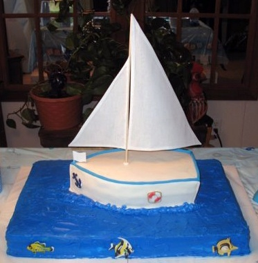 25 Best Ideas About Sailboat Cake On Pinterest Sailboat