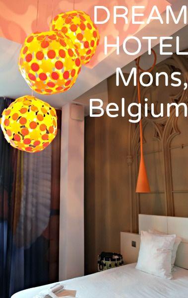 Dream Hotel Mons Belgium #mons #belgium #hotel