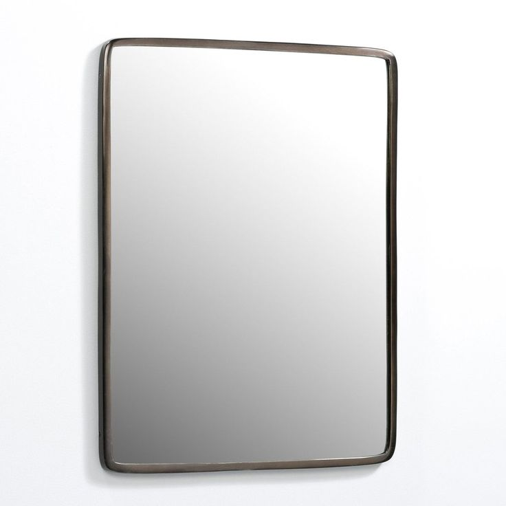 Miroir Kyriel pour dressing AM.PM : prix, avis & notation, livraison.  Le miroir pour dressing Kyriel. Dos en MDF. Platine pour fixation murale. Dim. L.37 x H.52 cm.(Visserie non fournie)Le dressing Kyriel est un système de rangement modulable à souhait, esthétique et pratique, conçu pour s'adapter à tous les espaces et à tous les styles.