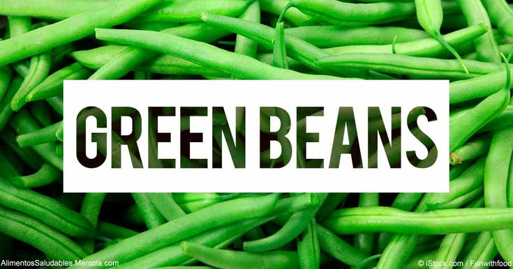 Learn more about green beans nutrition facts, health benefits, healthy recipes, and other fun facts to enrich your diet. http://foodfacts.mercola.com/green-beans.html