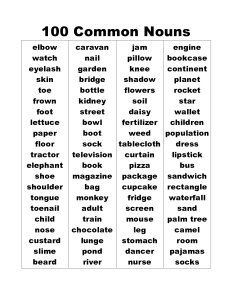 Nouns  worksheet from free-teachers-worksheets.com. repin leastbeast