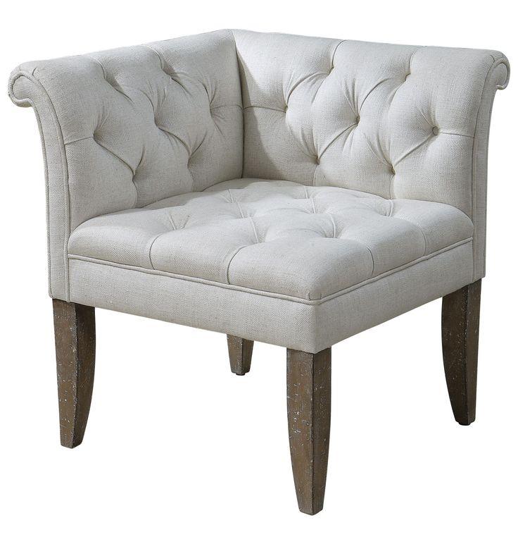 Uttermost Tahtesa Corner Chair httpwwwgoodformnycliving 14 best