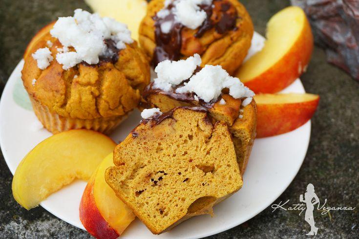 batátové muffiny