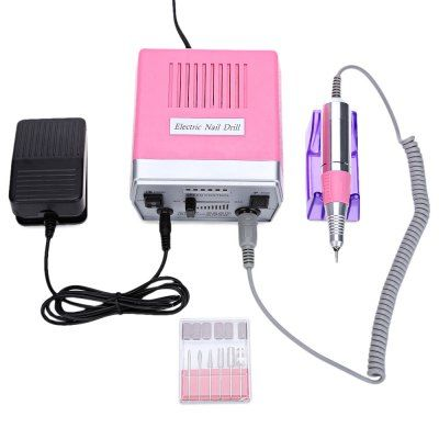 False Nail Electric File Drill Manicure Pedicure Machine #CLICK! #clothing, #shoes, #jewelry, #women, #men, #hats, #watches