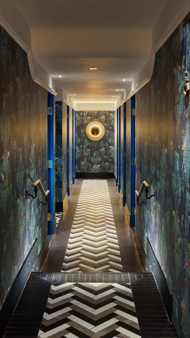 At Torontos Lea Argentinean Hospitality Makes Art Deco Feel Accessible
