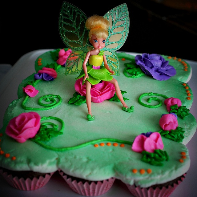 Tinkerbell Cake Decorations Cake Ideas And Designs