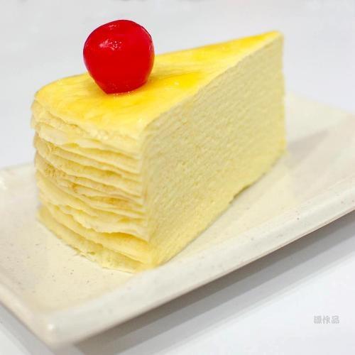 Melaka De Vanille Crepe Cake