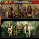 Prime's newest perk is early movie tickets for 'Jumanji' ❤SAVE & COMMENT❤  🔥🔥Deal Of the Month🔥🔥 ShopBriefcase Prelaunch Special Monthly Socks & Underwear Starting at $6 AND earn 1-12 Months FREE 🔥🔥 http://briefcase.today 🔥🔥