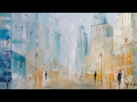 Eleni Karaindrou - Adagio - Paintings - Marek Langowski