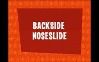 Manobra de hoje um clássico nos vídeos da Ride Channel - Retro Trick-a-Day com Tony Hawk e Brian Sumner a manobra é Backside Noseslide.