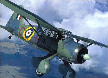 First flight of the Westland Lysander liaison aircraft 15/6 1936.