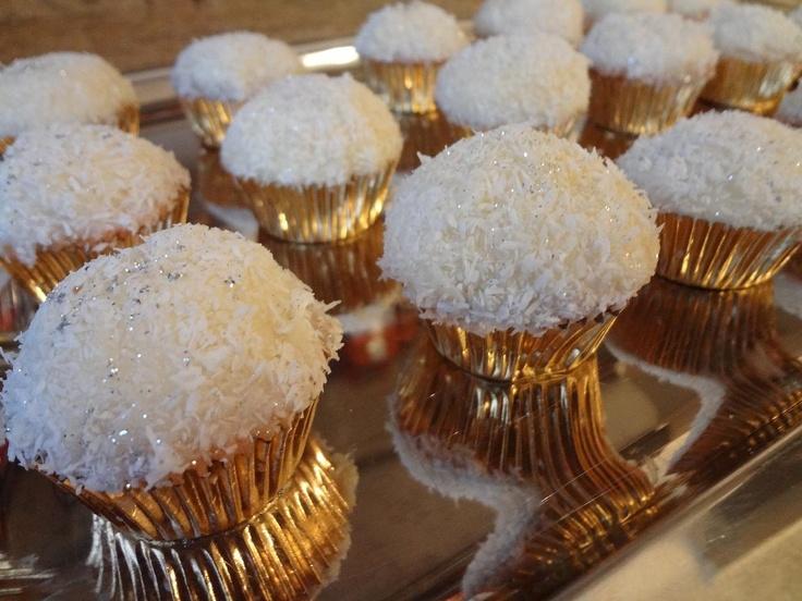 November 2011 - Wintercupcakes - mini 14e verjaardag