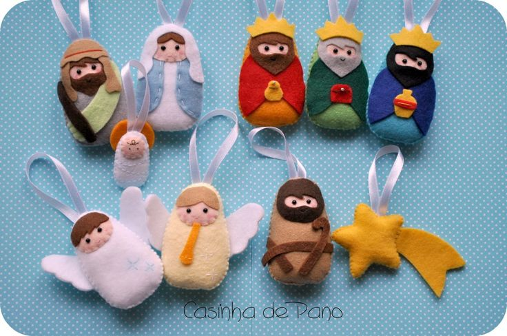 São Francisco, Santo Antônio, São Marcos, Nossa Senhora Aparecida, Nossa Senhora de Fátima e Mãezinha do Céu. Pedido da Helga, que foram p...