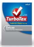 TurboTax Deluxe Federal + E-File + State 2012 for Mac [Download]