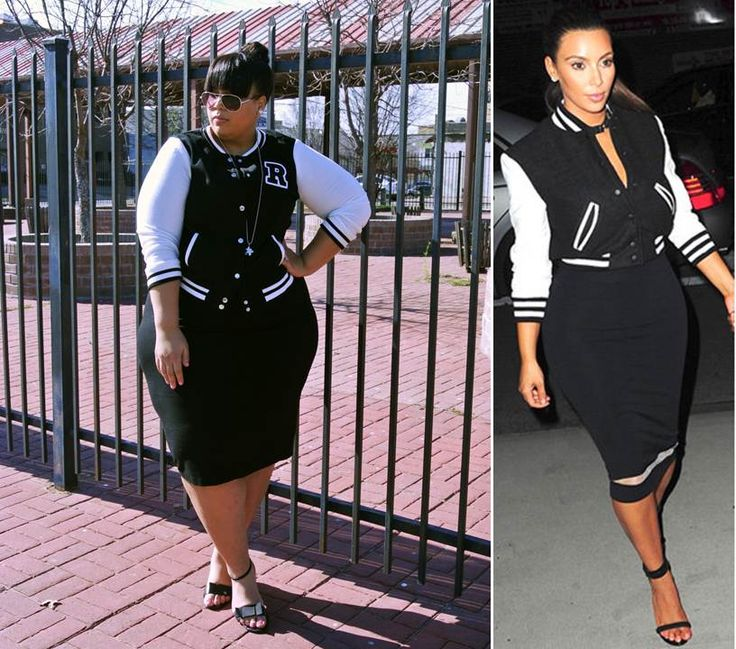 GarnerStyle | The Curvy Girl Guide: Celebrity Style Capture: Kim Kardashian