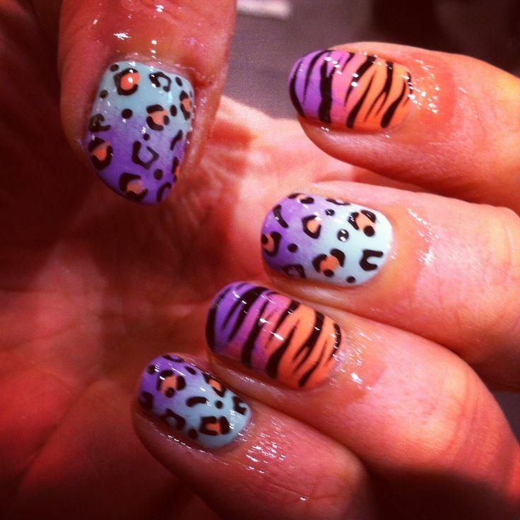 Best 14 Festival nails images on Pinterest   Belle nails, Autumn ...