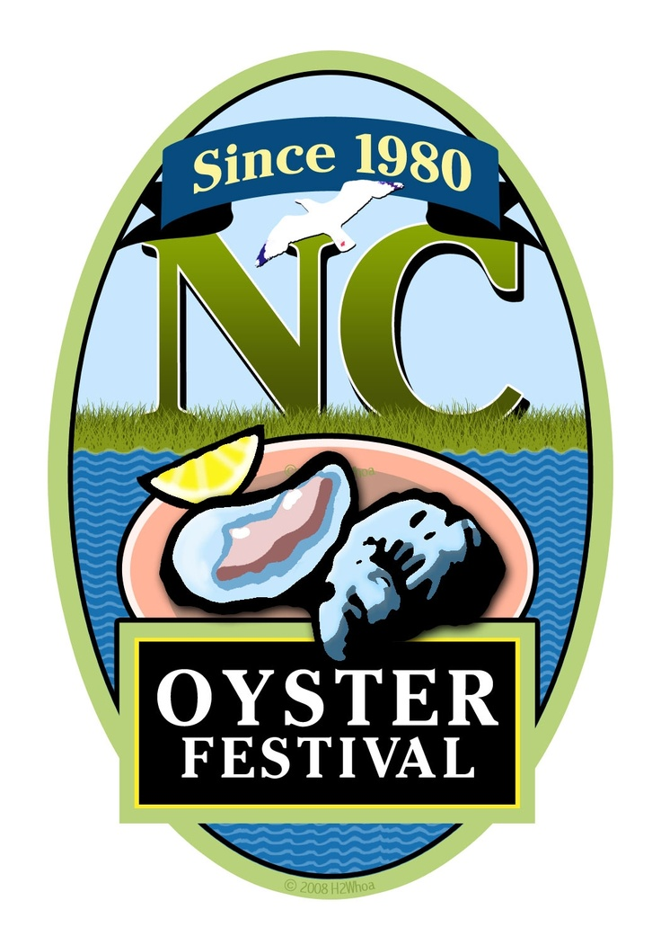 The Annual NC Oyster Festival Held at Ocean Isle Beach, NC! -- We are going this year!
