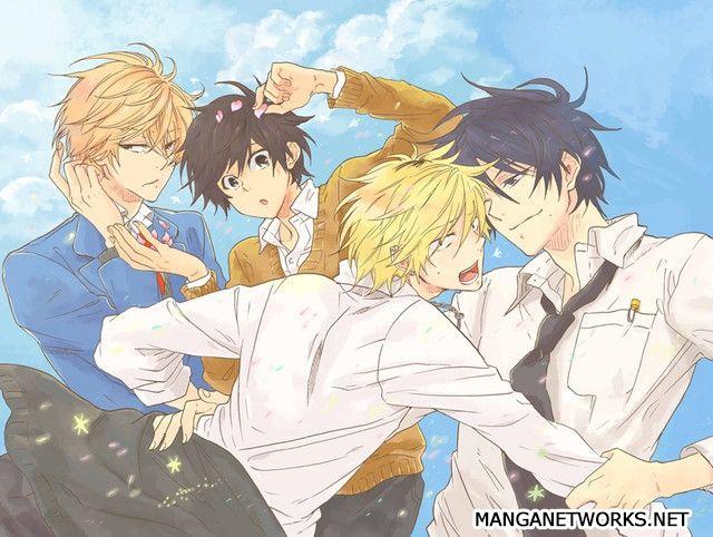 Bộ truyện thể loại Boy-Loves Hitorijime My Hero được chuyển thể thành Anime TV