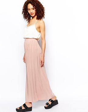 Image 1 ofNew Look Maxi Skirt