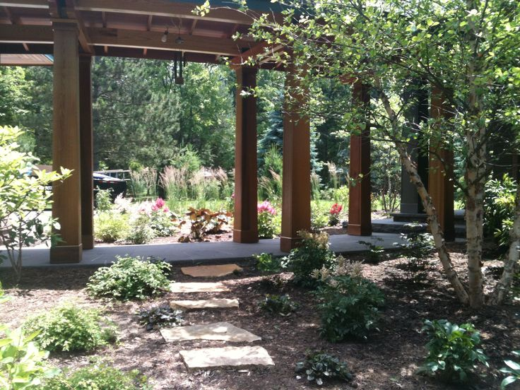 24 besten Pergolas Bilder auf Pinterest | Balkon, Garten terrasse ...