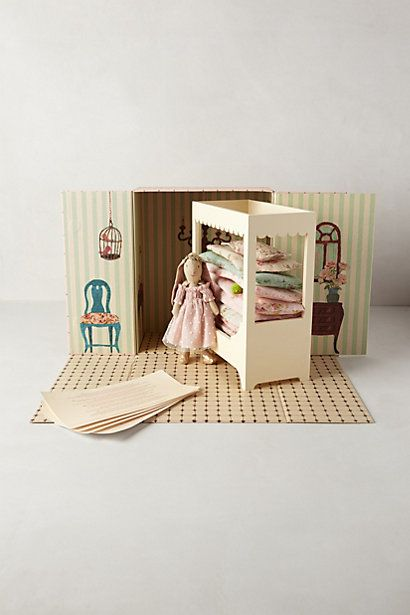 The Bunny Princess & The Pea Set #anthropologie