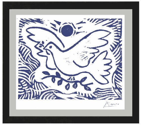 Pablo Picasso Original HandSigned Limited Edition by jph948