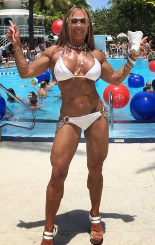 Muscle women vk-3663