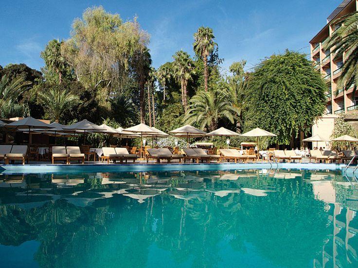11 best Les plus belles piscines du0027hôtel a Marrakech images on Pinterest - location de villa a agadir avec piscine